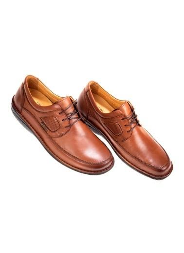 Dr.Flexer 816613  HakıkıDerıErkek Comfort Ayakkabı Taba Taba